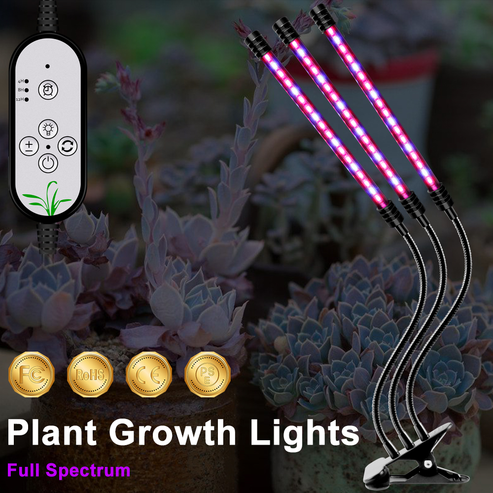 Plant Light LED USB Light Bulbs Culture Indoor For Plant Growth LED Full Spectrum LED For Tent Plant IR UV Hydroponic Systems