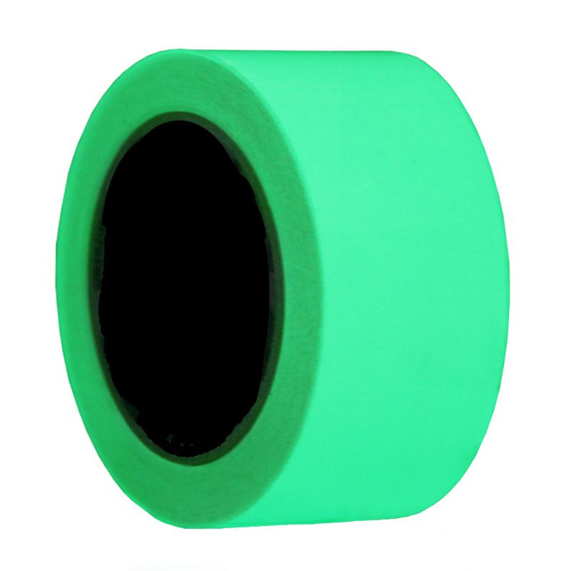 Luminous Tape PET High-brightness Self-luminous Tape Luminous Fluorescent Luminous Sticker Luminous Film Green Reflective
