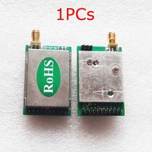 1PCS TX6733 2.4GHz 1W Wireless Audio and Video Transmitter Module 4-5.5V Launcher Radio Sys