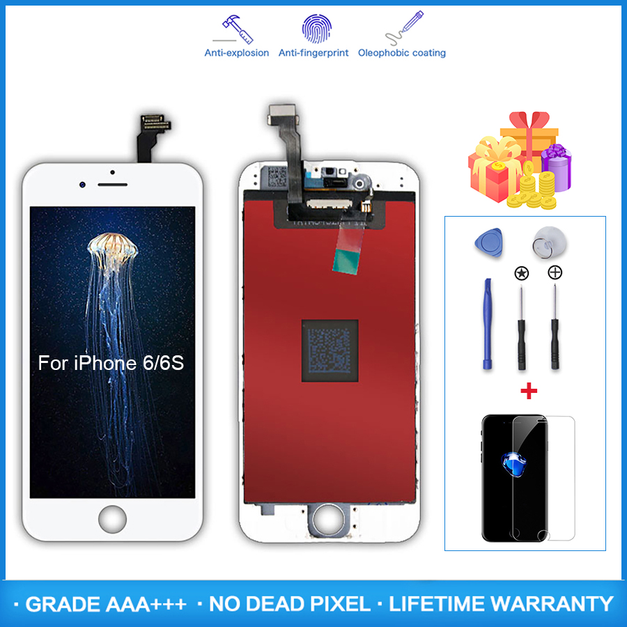 Digitizer-Assembly Replacement Lcd-Display Touch-Screen IPhone 5s 6s-Plus 6s-Plus