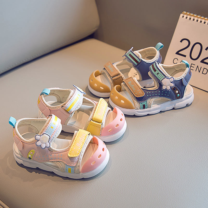 Children's Casual Shoes Summer Boys and Girls Sandals Garden Shoes Beach Shoes Comfortable Children's Sports Shoes Walking Shoes