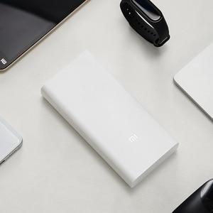 Image 5 - Chính Hãng Xiaomi Power Bank 20000MAh Sạc Di Động Cho iPhone Xiaomi Pin Ngoài Hỗ Trợ Dual USB QC 3.0 Powerbank 20000