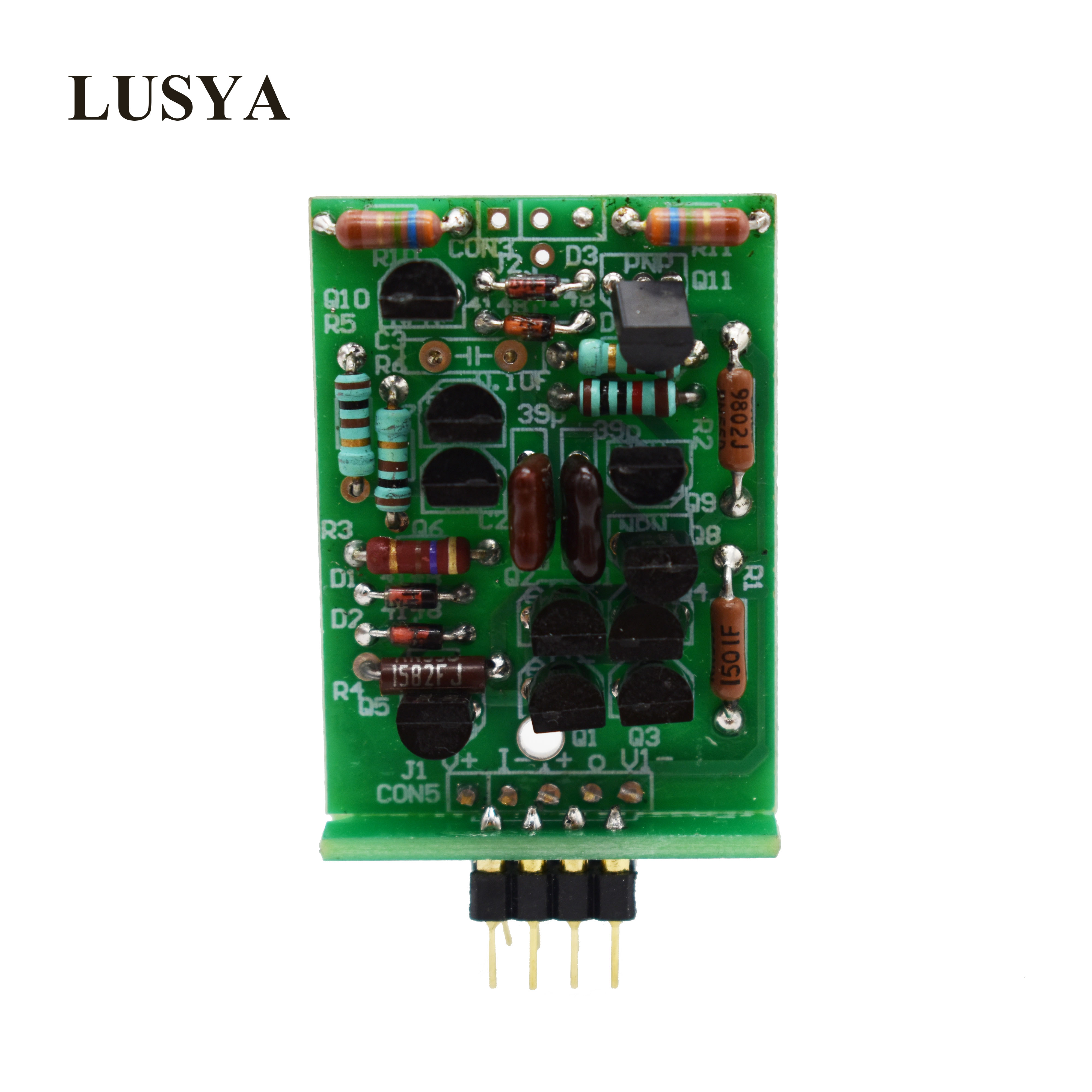Lusya OP03 Field Effect Input Discrete Component High Current Output Single Op Amp Replacement Of NE5534, AD797 For DAC AmpT1196