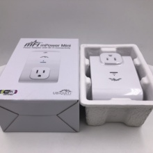 Ubiquiti mPower-MINI mFi Controllable Power Outlets