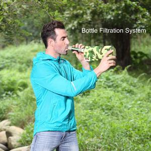 Image 4 - Miniwell water filter system with 2000 Liters filtration capacity for outdoor sport camping emergency survival tool