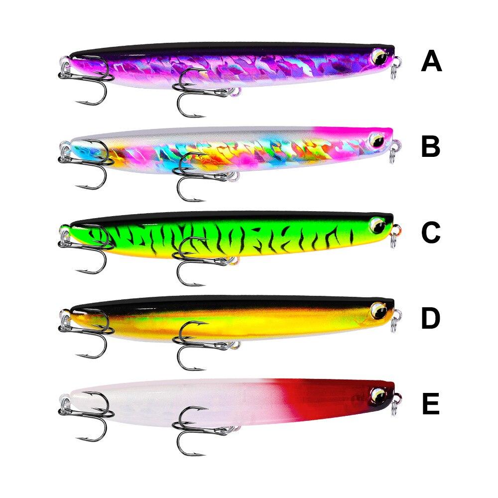 Приманка для рыбалки, 50 шт., 12,7 см, 18 г 3