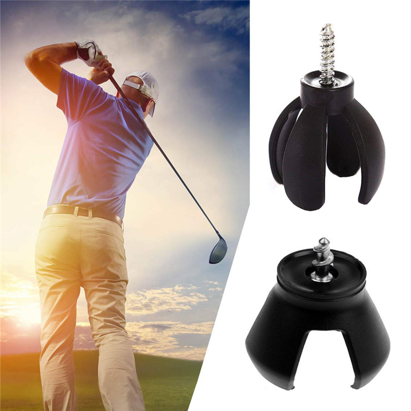 Golf Ball Pick Up Tool Plastic Retriever Device  Grabber Claw Grip Professiona Equipment Sucker Portable For Putter Accessory