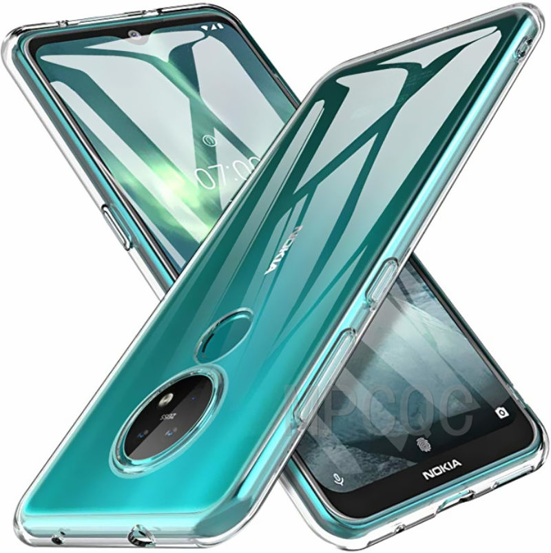 Thin Phone Case For Nokia X71 <font><b>7</b></font>.2 6.2 <font><b>3</b></font>.1 C A Transparent TPU Silicone for NOKIA 9 6 <font><b>3</b></font> <font><b>7</b></font> 8 4.2 1Plus X7 8.1 5.1 x5 Cover Coque image