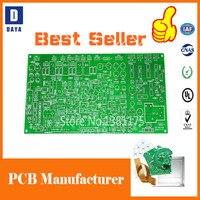 Lage Kosten Prijs Pcb Prototype Fabricage  FR4 Aluminium Flexibele Pcb Solderen Board Productie  Stencil Fabricage  Link 2-in Stijve PCB van Elektronische Componenten & Benodigheden op