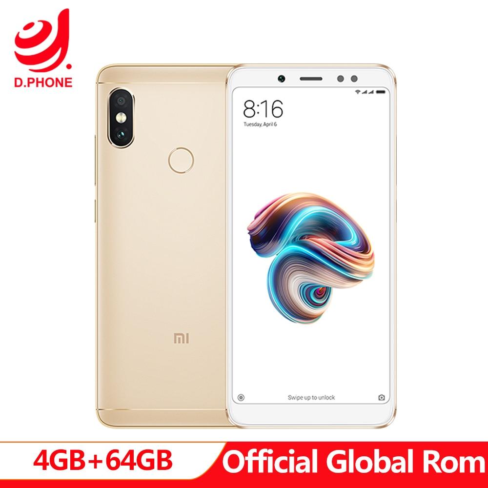 Official Global Rom Xiaomi Redmi Note 5 AI 5.99
