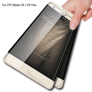 4PCS Tempered Glass For ZTE Blade V9 Screen Protector ZTE Blade V9 Vita Tempered Glass For ZTE Blade V9 Vita Protective Film image
