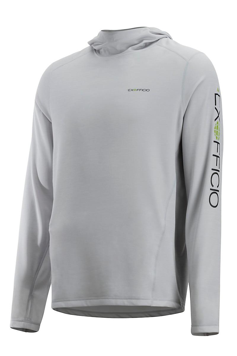 FREE SHIPPING!!! Men's Professional Fishing Shirts Hooded Long Sleeve Quick-day Shirts UPF50+ Outdoor Shirts