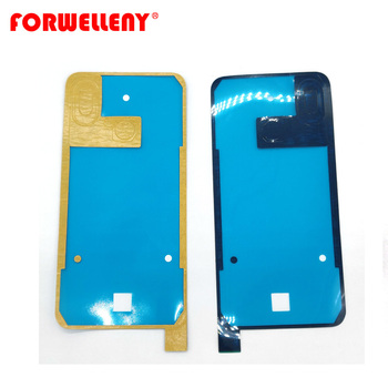 For xiaomi mi 8 mi8 Back Glass cover Adhesive Sticker Stickers glue battery cover door housing 10pcs lot for xiaomi mi 8 mi8 se mi 8se battery back cover rear door housing side key replacement repair spare parts replacement