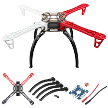 цена на F450 Drone With Camera Flame Wheel KIT 450 Frame For RC MK MWC 4-Axis RC Multicopter Quadcopter Heli Multi-Rotor with Land Gear
