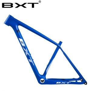 Image 3 - BXT marka wzmocnienie karbon mtb rama 29er mtb rama karbonowa 29 węglowa rama roweru górskiego 142*12 lub 148*12mm ramy rowerowe