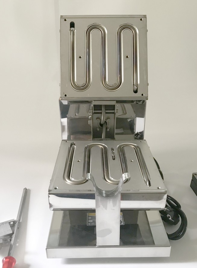Коммерческая 11 шт. рыба мини машина для изготовления тайяки машина Сменные вафельные формы