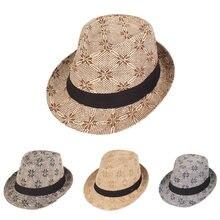 Англия Ретро Кленовый лист fedoras Топ джаз шляпа для мужчин