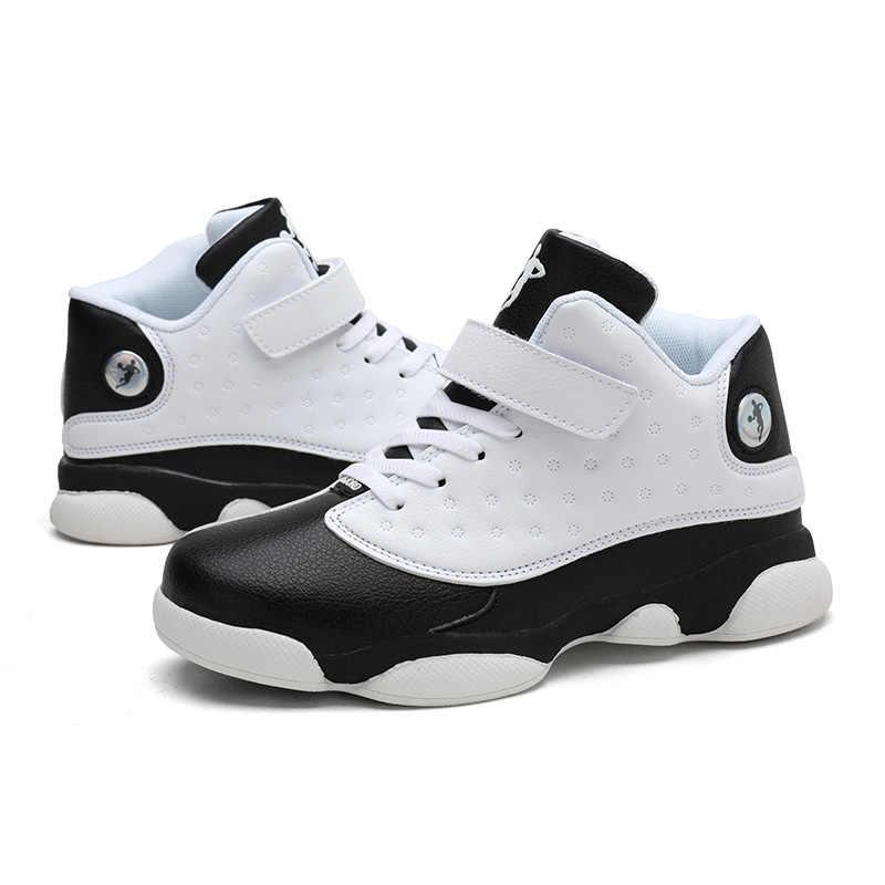 2019 الخريف جديد الفتيان حذاء كرة السلة أحذية رياضية رياضة التمهيد الفتيان سلة الكرة أحذية أوم تنيس Masculino Feminino