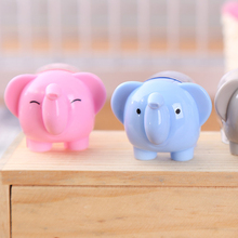 Sharpener School Stationery Kawaii Office-Supply Elephant Mini Gift Little Kids Student