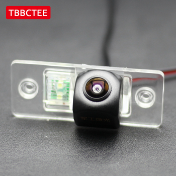 Car Rearview Parking Camera For Volkswagen Passat B5 / Magotan 1996~2010 Auto Back Camera HD Android 1000 TV Lines Big Screen image