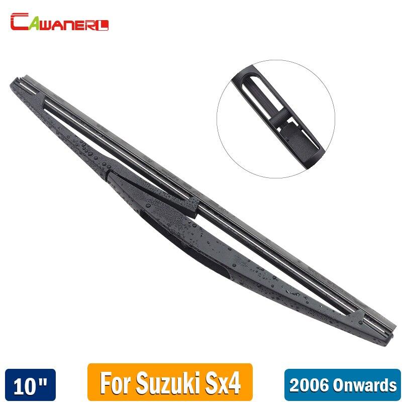 "2006- FOR SUZUKI SX4 10/"" 250MM REAR BACK WINDSCREEN WIPER BLADE"