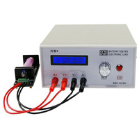 EBC A10H Multifunction Electronic Load Tester 0 30V12V Battery Capacity Power Bank and DC Power Supply Test 10A 150W