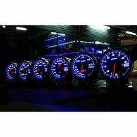 Defi Advance BF System Daisy Chain Auto Gauge Volt Water Temp Oil Temp Oil Press Tachometer RPM Turbo Boost With Control Box