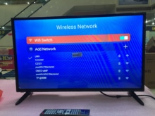 IpTV 32 inch Wifi Android OS 7 1 1 Ram 1GB ROM 4GB internet led television