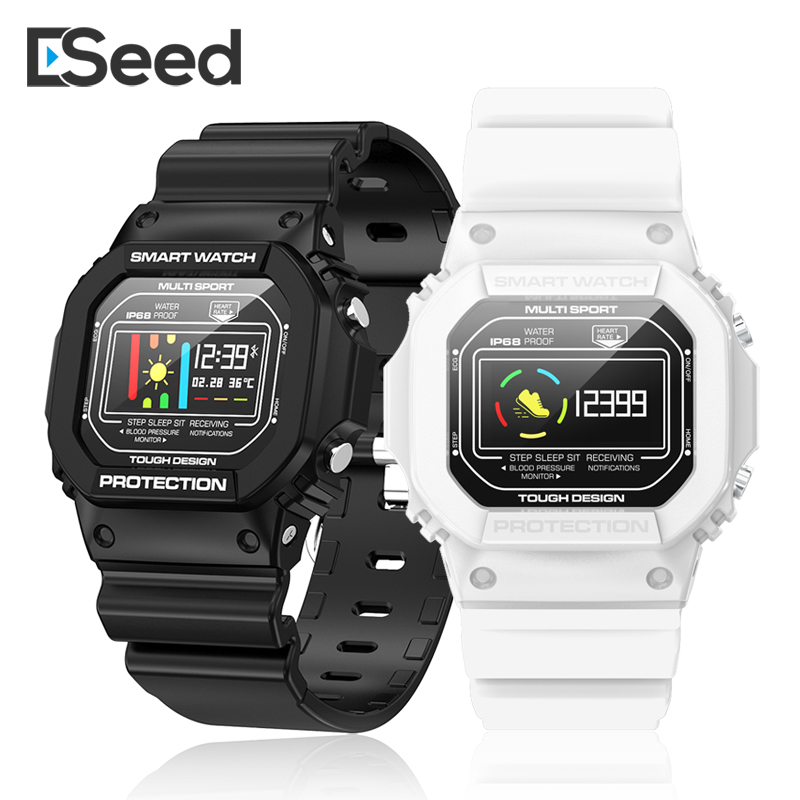 ESEED <font><b>X12</b></font> ECG PPG smart watch men IP68 Waterproof smart band Heart Rate weather <font><b>smartwatch</b></font> women for Android IOS image