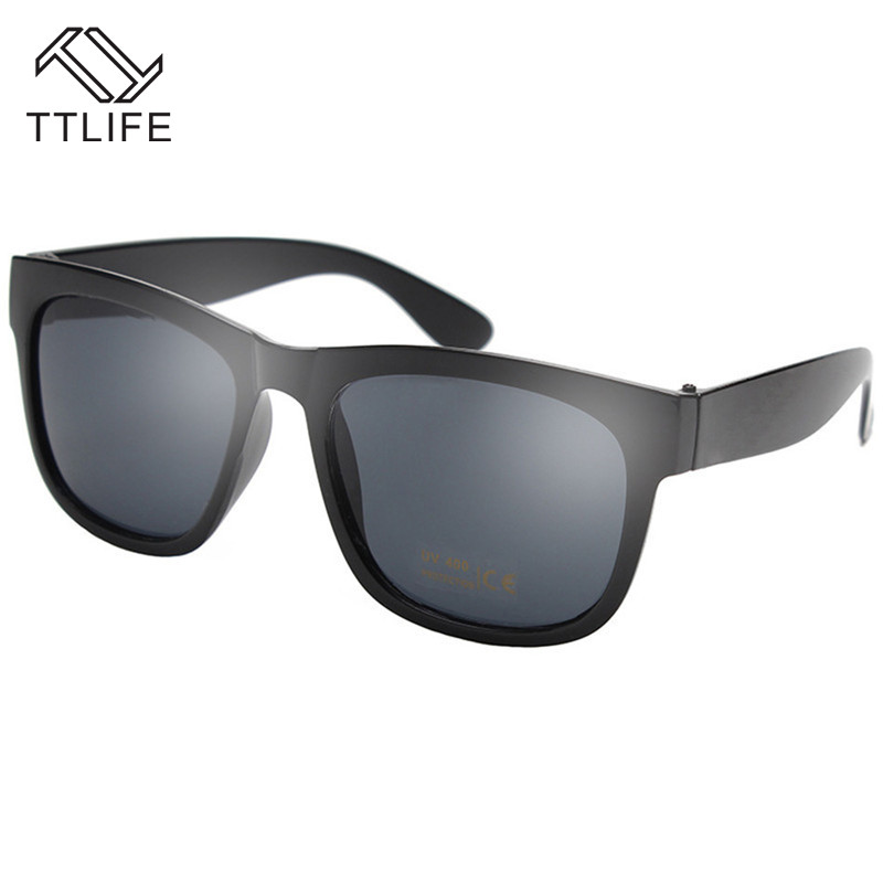 TTLIFE 2019 new fashion sunglasses women black lens eyewear simple casual kind eyeglasses Outdoor Sports YJHH0190