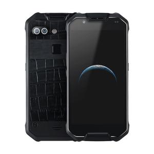 Image 5 - AGM X2 Водонепроницаемый смартфон с 5,5 дюймовым дисплеем, восьмиядерным процессором NFC, ОЗУ 6 ГБ, ПЗУ 64 ГБ, 128 ГБ, 6000 мАч