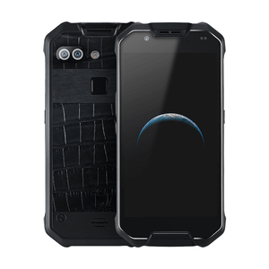 """Image 5 - Agm X2 頑丈な IP68 MIL STD 810G 防水電話 6000 mah 急速充電 6 グラム + 64 グラム/128 ギガバイトの携帯電話 5.5 """"オクタコア 16MP nfc スマートフォン"""