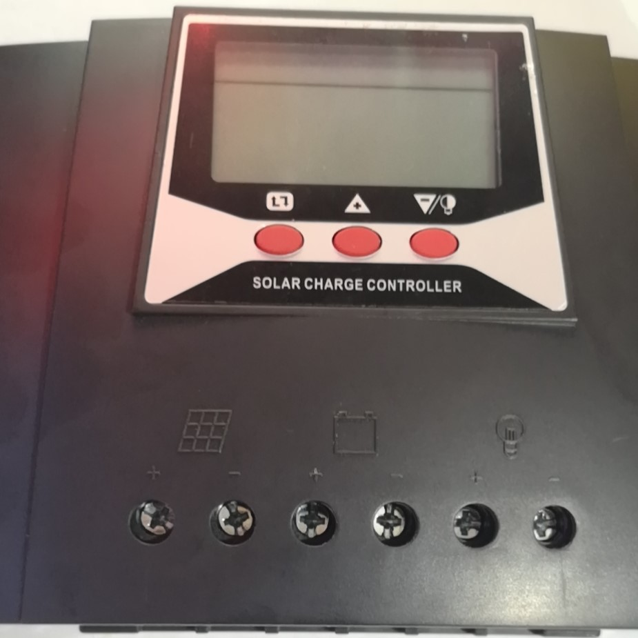 alta qualidade lok yiu 12 24 36 48v80a controlador de carga solar