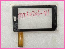 Novidades MT50206-V1 tela sensível ao toque spedizione grátis em magazzino de cor preta