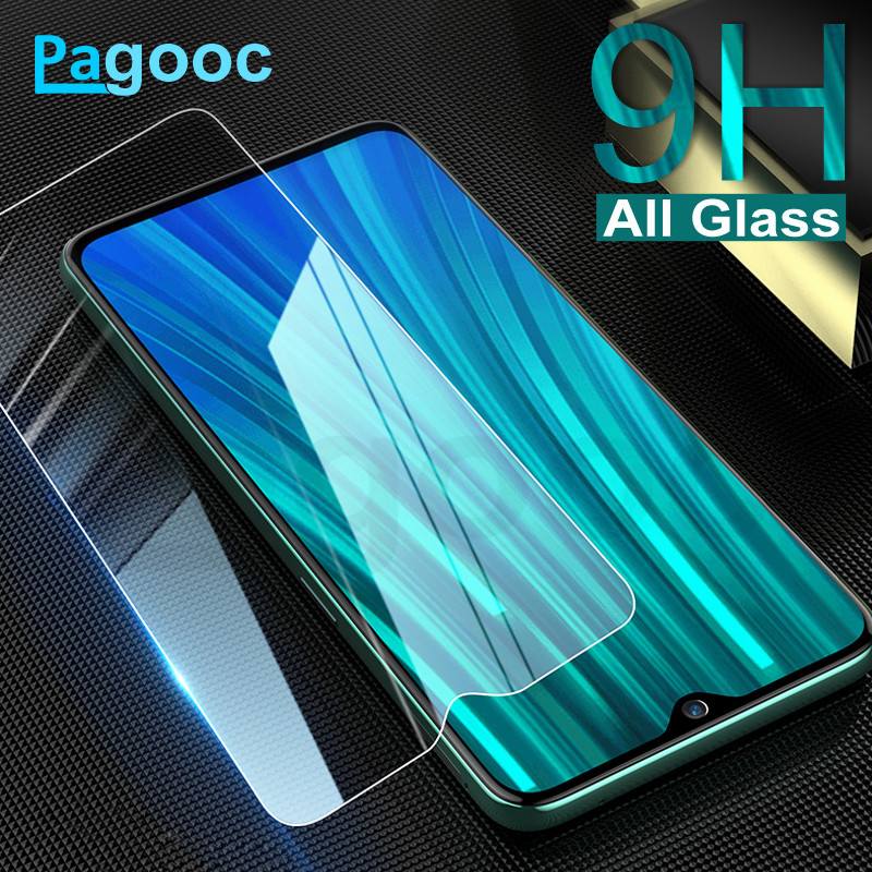 9H Tempered Glass For Xiaomi Redmi Note 8 7 6 Pro Screen Protector Glass On Redmi 8 8A 7 7A 6 6A K20 6 Pro Protective Glass Film