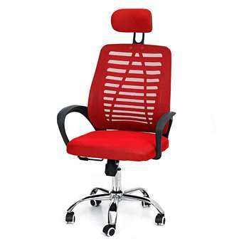 Office Chair Swivel Gaming Chair Adjustable Height Rotating Lift Chair Ergonomic Desk Computer Chair Armchair Recliner Home 3