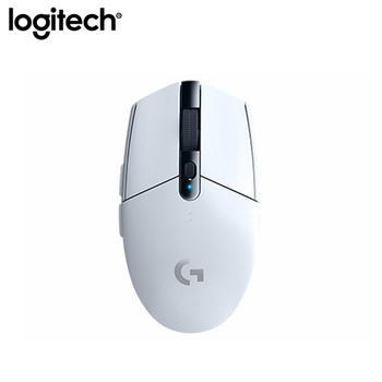 Professional Logitech G304 LIGHTSPEED Programmable USB Wireless HERO 12000DPI Game Mouse Optical Programmable Mouse For LOL PUBG