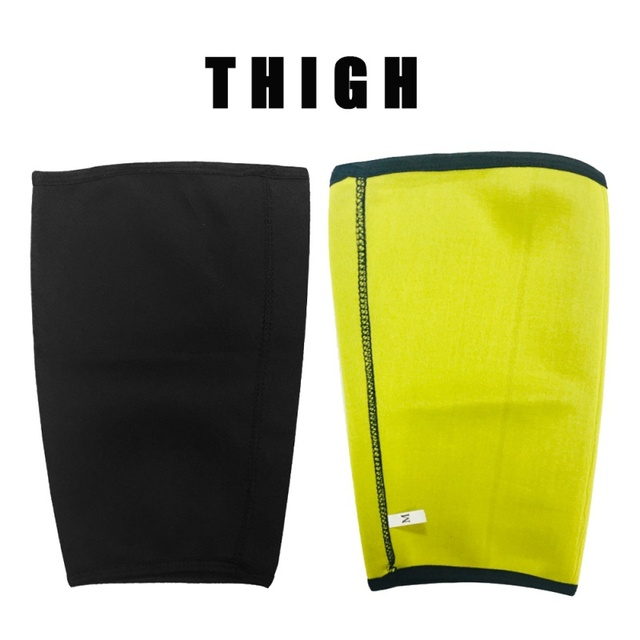 Women Body Shaper Sauna Slimmer Arm Thigh Leg Trimmer Sleeves Compression Belt Sweat Shaping Fat Burning Leg Warmers Corset 2