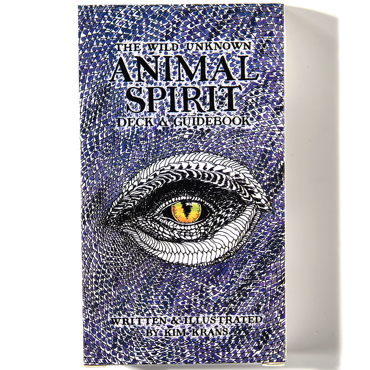 The Wild Unknown Animal Spirit Deck Tarot Oracle Cards Deck Tarot Card Reading Guide Kim Krans Divination