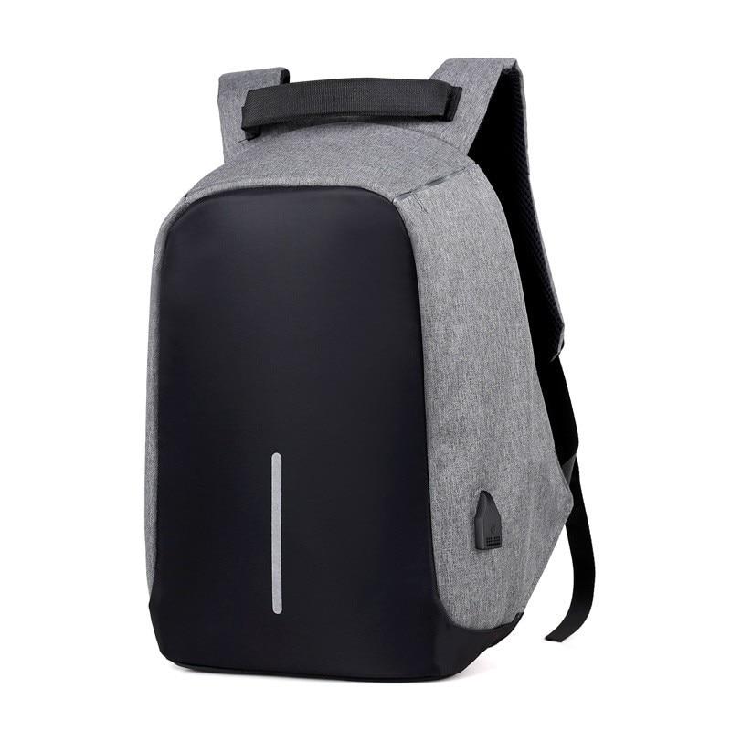 Anti-theft Bag Men Laptop Rucksack Travel Backpack