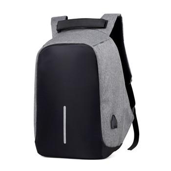 Anti-theft torba mężczyźni plecak na laptopa podróży plecak kobiety duża pojemność biznesowy usb ładowania studentka szkolne torby na ramię tanie i dobre opinie OUBDAR Oxford Miękki uchwyt Miękka NONE Łukowaty pasek na ramię Moda 0001 Poliester Ił kieszeń zipper 20-35 litr Stałe