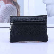 Women Pu Leather Wallet Multi-function Zipper Coin Purse Card Holder Female Travel Coin phone purse Monederos Para Mujer 2020(China)