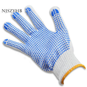 Gloves Gardening Protective-Wire-Gloves Rubber-Wire Vehicle Maintenance Work Impregnated