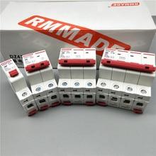 AC220V-400V DZ47 6A 10A 16A 1P 2P 3P 4P 20A 25A 32A 40A 50A 63A 125A Mini Circuit Breaker Cutout Miniature Household Air Switch dz47 63 c63 3p 3 pole ac 230 400v 6a 10a 16a 20a 25a 32a 40a 50a 63a overload protection circuit breaker