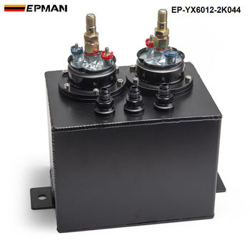 Dual High-pressure Fuel Pump Conventionally Plumbed In Series With Surge Tanks EP-YX6012-2K044