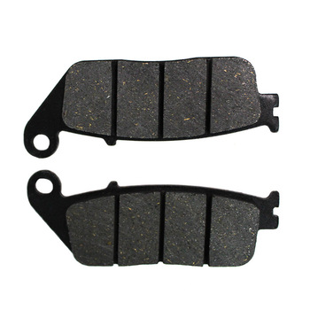 цена на Motorcycle Front Brake Pads for HONDA NV400 NV 400 Steed 95-97 XR400 XR 400 Supermotard 2006-2008 VT600 VT 600 Shadow 1994-1999