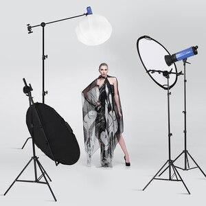 Image 4 - Selens 110CM 5 in 1 reflektör fotoğraf taşınabilir ışık reflektörü taşıma çantası ile fotoğrafçılık için fotoğraf stüdyosu aksesuarları