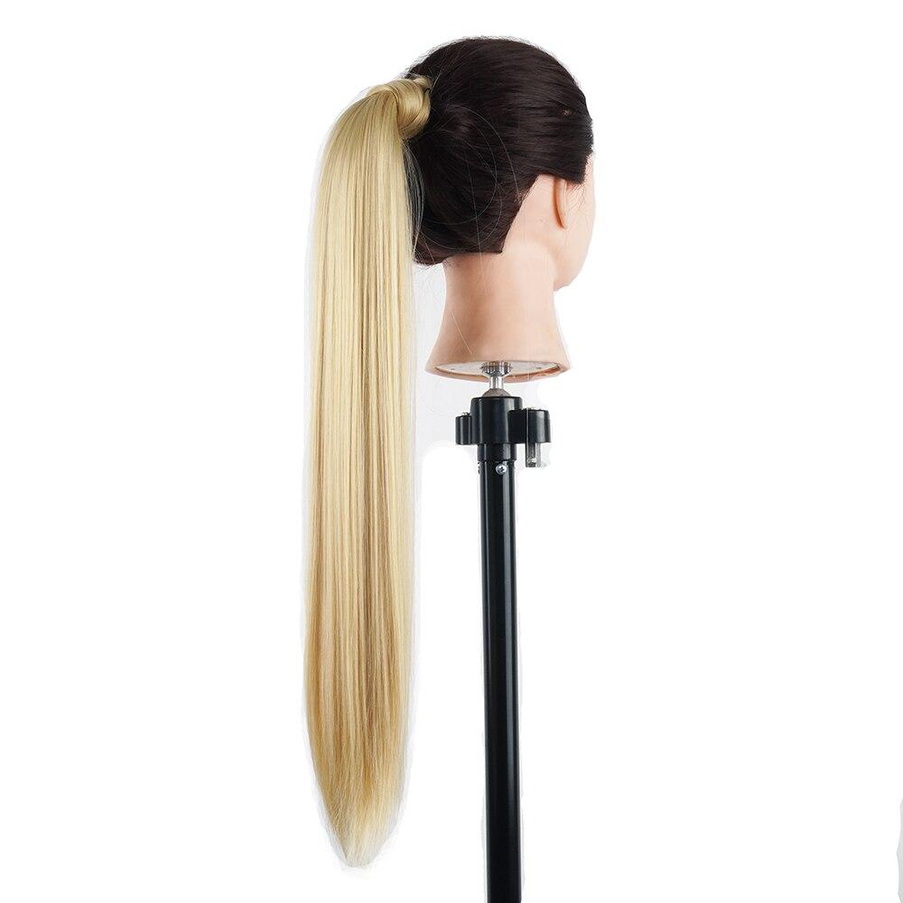 Soowee cabelo ondulado rabo de cavalo, extensão
