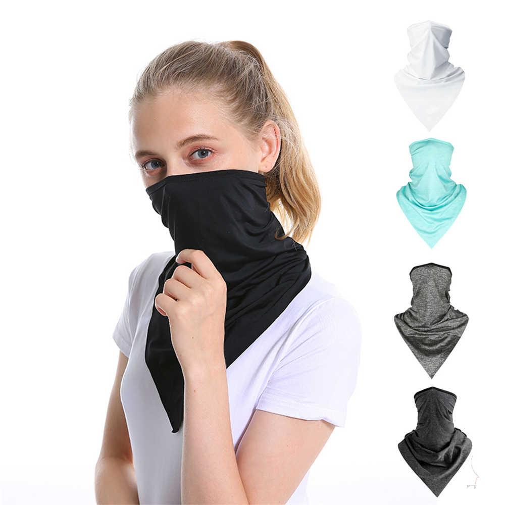 1x Unisex Head Scarf Wide Headband Fashion Accessory Riding Motorcycling Hiking Fishing Outdoor Activities