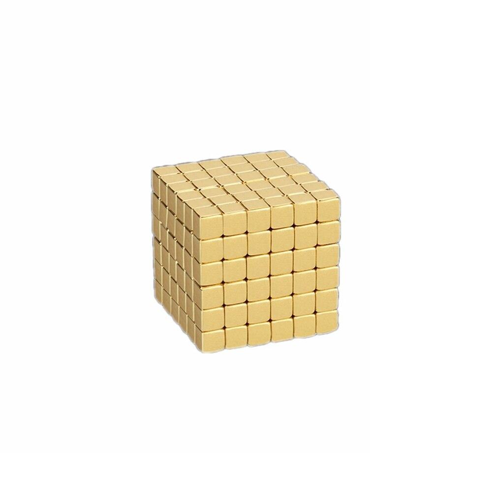 5 milímetros Cubo Magnético Neo Cube Magic Cube Ímãs Enigma Blocos 216pcs 512pcs 1000pcs Balling para A Escolha